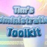 Administrative Toolkit